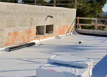 Roof Example of our Work
